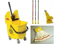 New Rubbermaid cleaning tools from Spacepac Industries