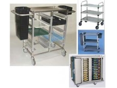 New breakfast tray trolley  introduced by Spacepac Industries