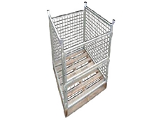 PCT-02 pallet cage from Spacepac Industries