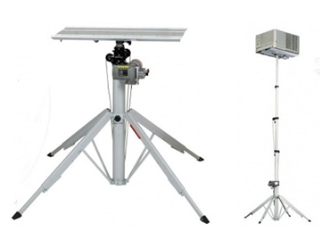 Portable Universal Platform Lifters From Spacepac Industries