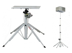 Portable universal platform lifters