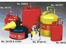 Protectoseal Type I safety storage cans