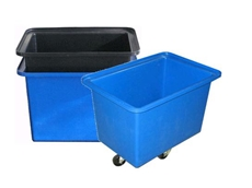 Rectangular Trolleys and Tubs