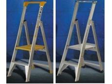 SPACEPAC Industries launches Platform Step Ladders