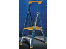 SPACEPAC introduces Fibreglass Platform Step Ladder