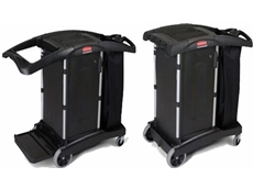 Cleaning, housekeeping and janitor carts