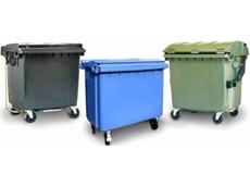 OP range commercial waste bins