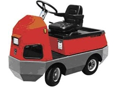 Huskey electric tow tractor