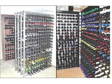 Spacepac Industries introduces new wine storage rack