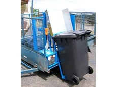 Vehicle Mounted Bin Lifter