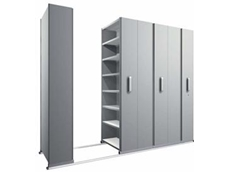 Freetrack Manual Mobile Shelving