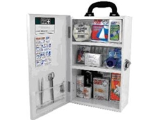 Wall mount First Aid kits