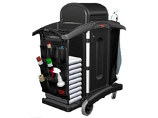 Spacepac releases cleaning/ housekeeping and janitor carts