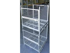 Stillage cages