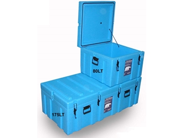 Protective storage boxes