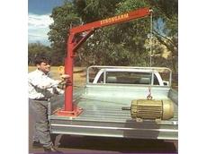Strongarm Mast Crane