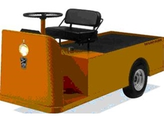 The Mule Electric Tow Tractor