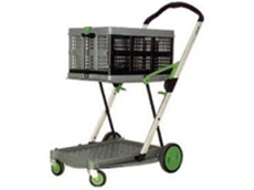 Warehousing, Office and Library Trolleys from Spacepac Industries