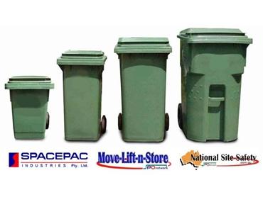 Residential Waste Bins