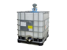 1000L IBC Tank Air Mixer