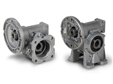 Tramec K series worm gearboxes