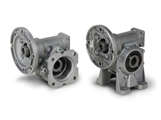 Tramec K series worm gearboxes
