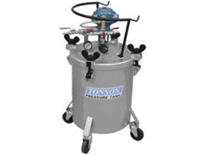 Rugged portable tanks from Specialised Air and Motor Transmission