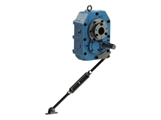 Shaft mounted speed reducers expanding range of industrial gearboxes