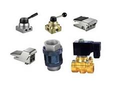 Air motor valves