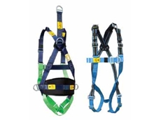 Floating Frontal fall arrest attachment