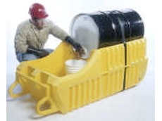 Drum Handling, Dispensing and Containment in One Unit from Spill Control Systems