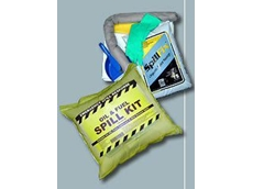 SpillFix's Emergency Spill Response kit is sealed for security and safety.