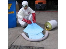 Absorbents For Oil, Hazchem, Mercury And Biohazards from Spill Station