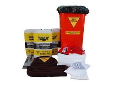 Spill Station's Spill Response Kits