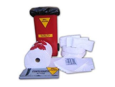 Comprehensive and environmentally friendly Spill Response Kits