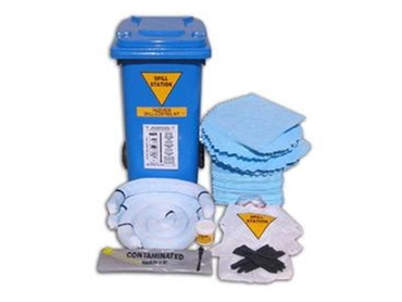 Compact and easily transportable Spill Response Kits