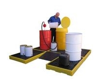 Floorbund spill decks