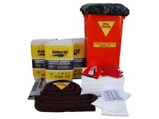 New workshop spill kit