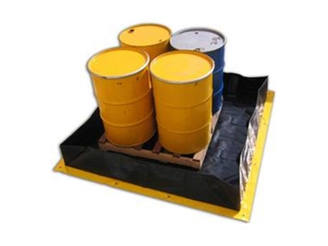 Spill Station's Australian made Quickbund Portable Bund Solutions