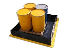 Quickbund Portable Bund Solutions from Spill Station