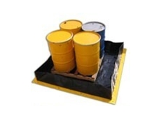Quickbunds portable bunding system available from Spill Station Australia