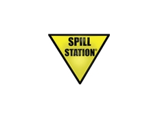 Drive-over bunding for areas requiring vehicle access, from Spill Station Australia