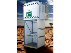 Spill Station Australia Emergency Safety Showers