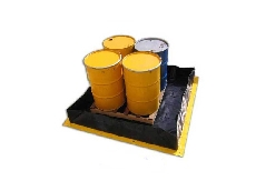 Spill control - portable bunds