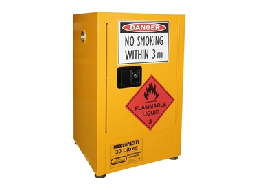 Flammable Storage Cabinets by Spill Station Australia