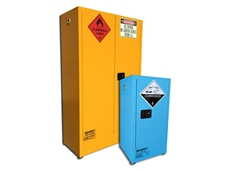 Spill Station Australia Safety Cabinets for Dangerous Goods Storage and Handling Solutions