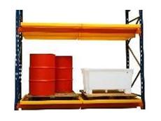 Spill Station releases Pallet Rack Bund