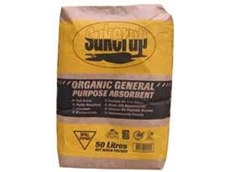 Spill Station supplies Sukerup organic oil absorbent in general purpose spill kits