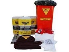 Workshop spill response kit available from Spill Station Australia