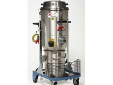 Delfin industrial vacuum cleaner